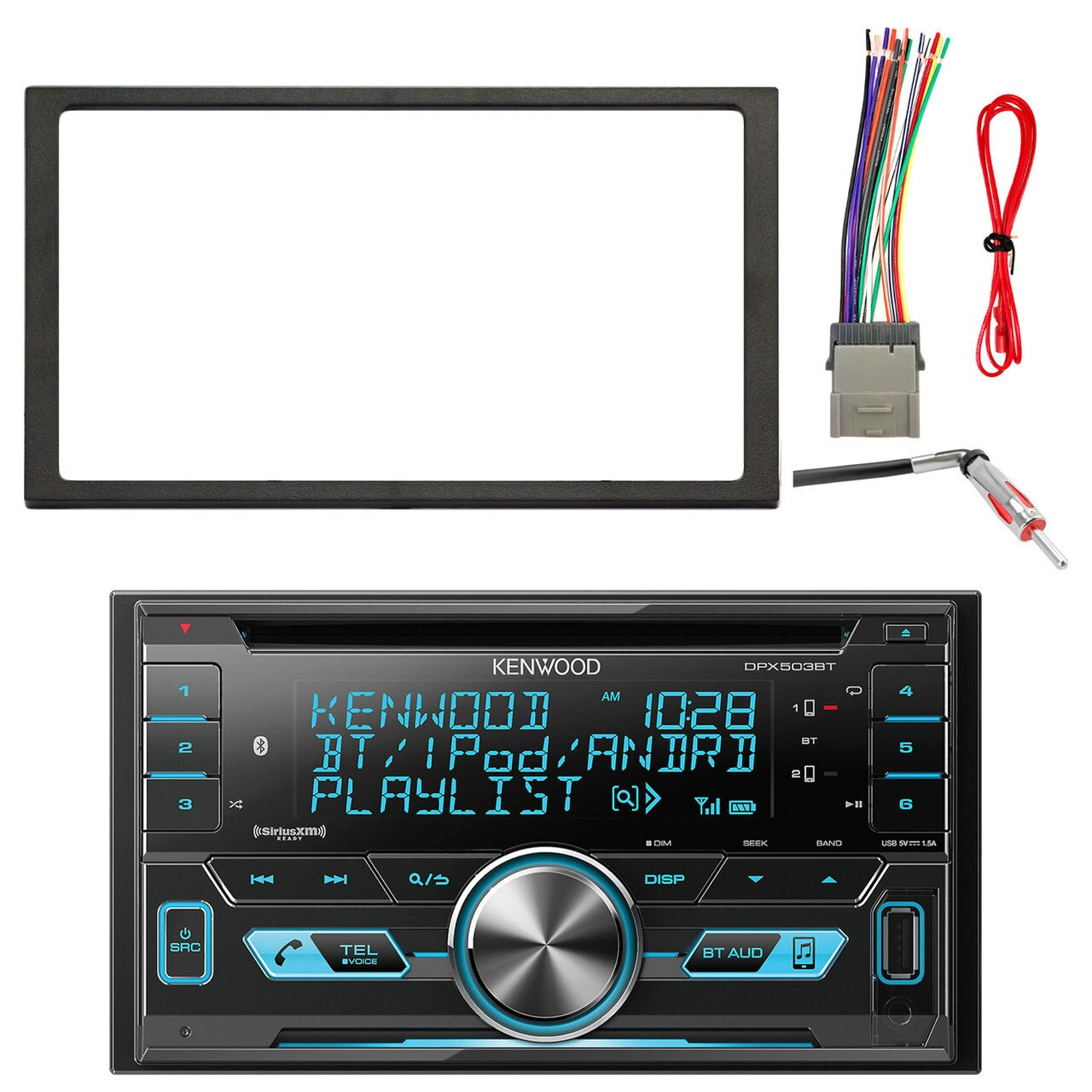 Xw 5798 Ouku Double Din Stereo Wiring Diagram Together With