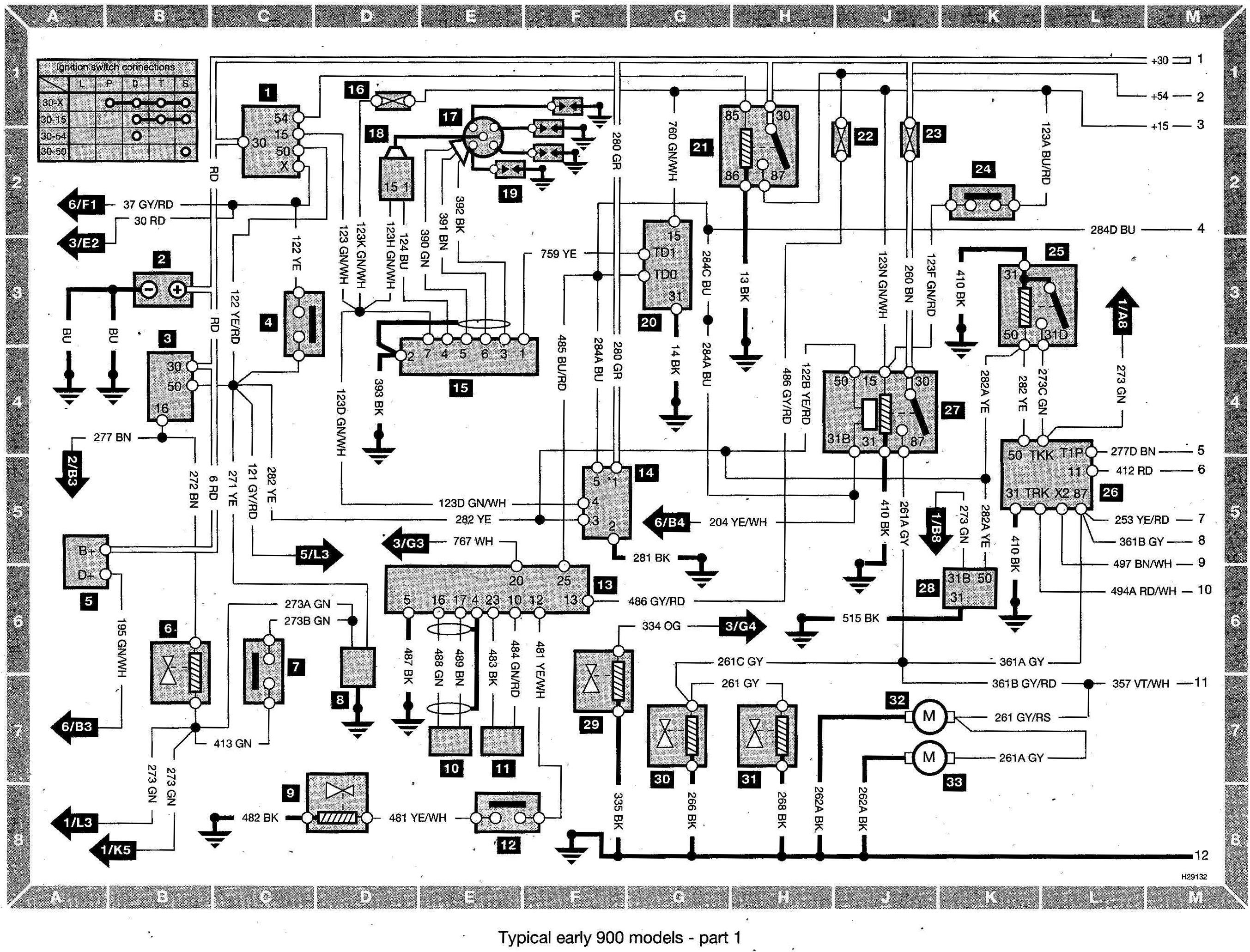 Brilliant 2003 Saab Engine Wiring Wiring Diagram Schematics Wiring Cloud Picalendutblikvittorg