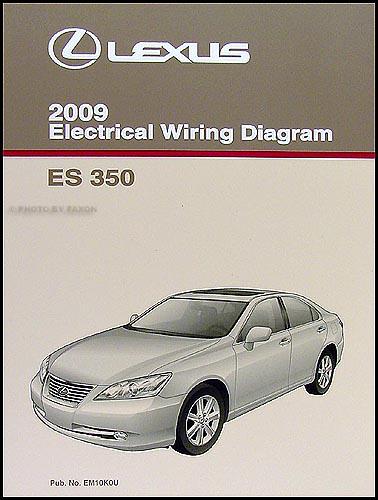 Sensational 2009 Lexus Es 350 Wiring Diagram Manual Original Wiring Cloud Orsalboapumohammedshrineorg