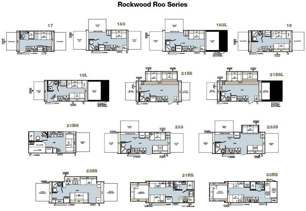 Rockwood Roo Wiring Diagram