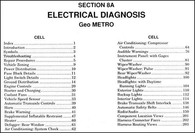 Chevy Metro Wiring Diagram - Pontiac G6 Headlight Wiring Diagram for Wiring  Diagram SchematicsWiring Diagram Schematics