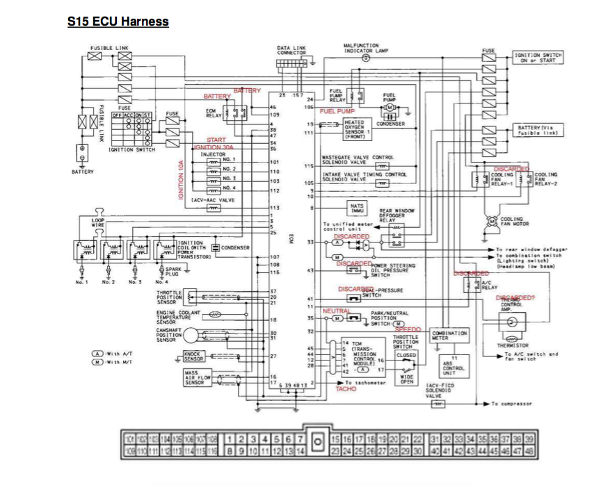 Astonishing S15 Sr20De In S13 Wiring Issue Zilvia Net Forums Nissan 240Sx Wiring Cloud Licukshollocom