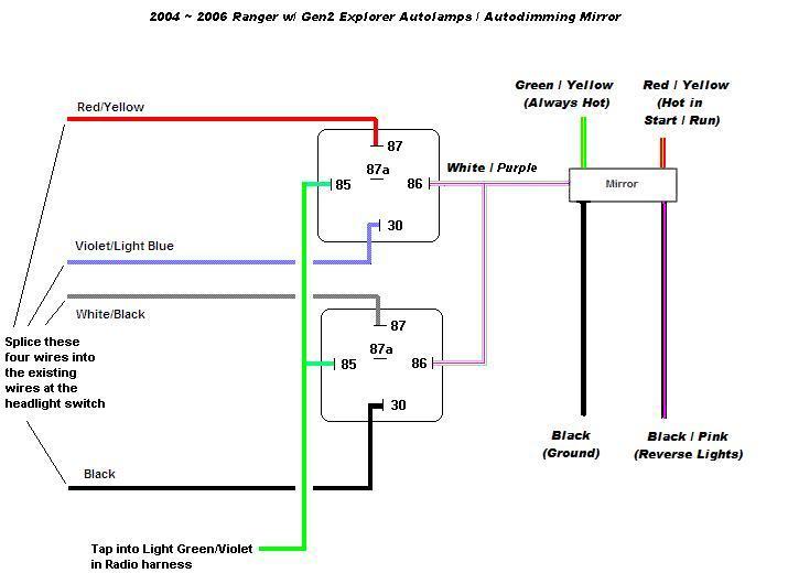 OV_2804] Ford Ranger Electrical Diagram On 86 Ford Ranger Tail Light Wiring  Free DiagramAmenti Capem Mohammedshrine Librar Wiring 101
