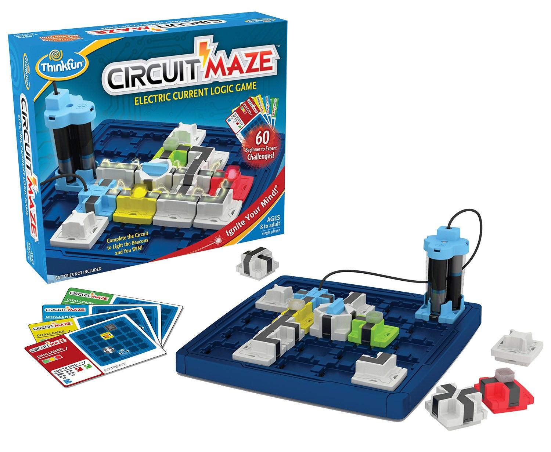 Pleasant Electric Circuit Game Board Basic Electronics Wiring Diagram Wiring Cloud Genionhyedimohammedshrineorg