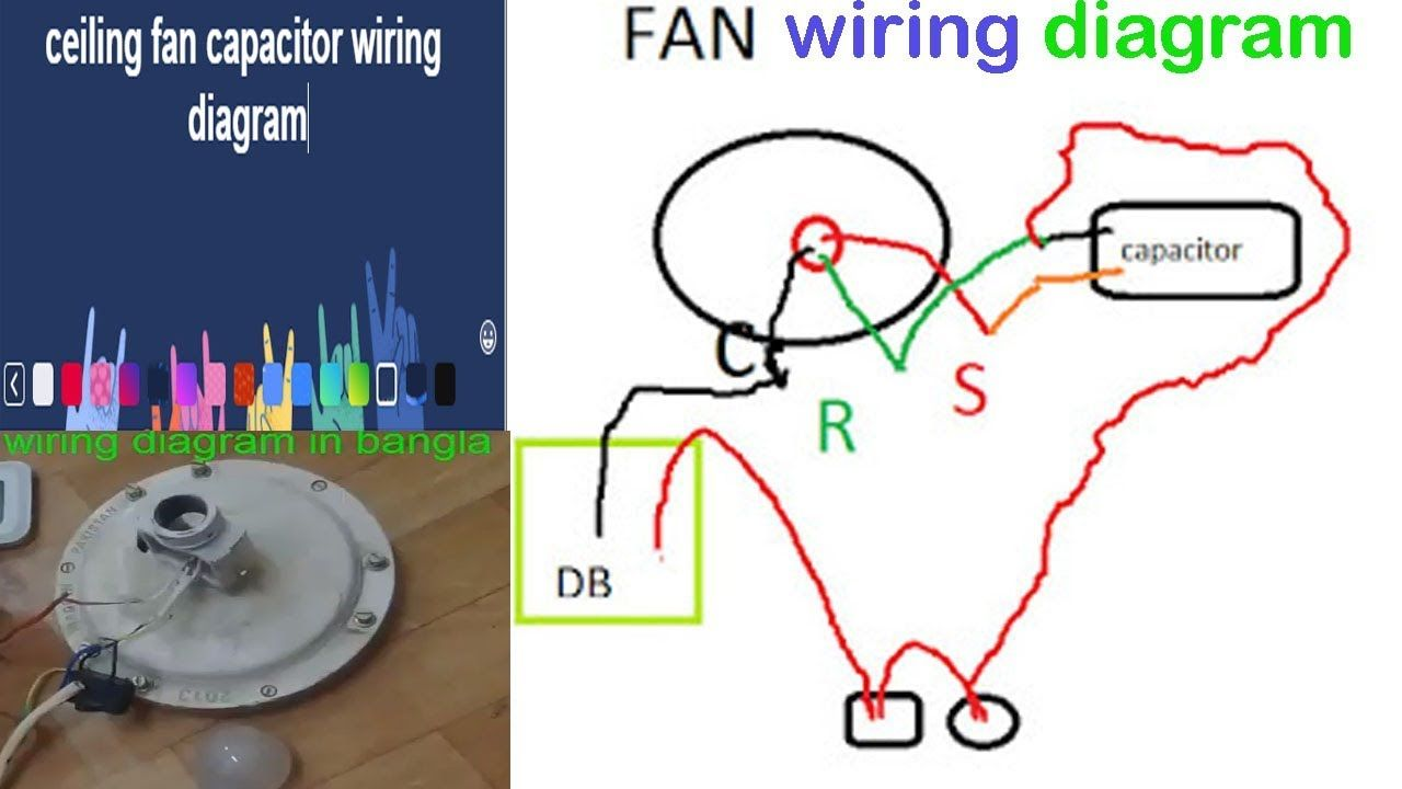 RM_6856] Ceiling Fan 3 Way Wiring Diagram For Condenser Download DiagramKicep Trofu Dome Mohammedshrine Librar Wiring 101