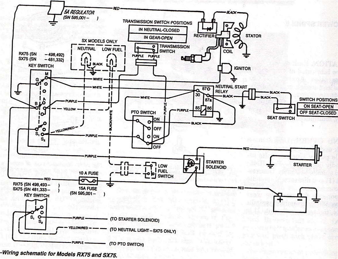 Br 7072 Wiring Diagram Together With John Deere Stx38 Wiring