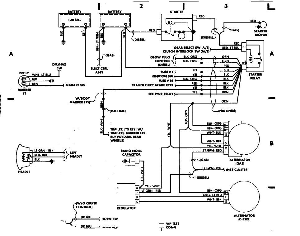 1988 f150 wiring diagram  description wiring diagrams free