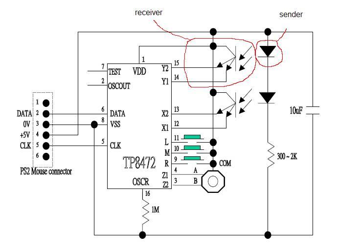 dualshock 2 wiring diagram cb 0973  ps 2 mouse wiring diagram free picture  ps 2 mouse wiring diagram free picture