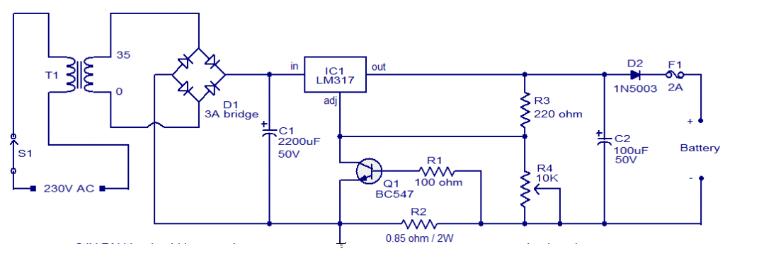 Excellent 24V Battery Charger Circuit Diagram Ac To Dc Battery Charger Wiring Cloud Lukepaidewilluminateatxorg