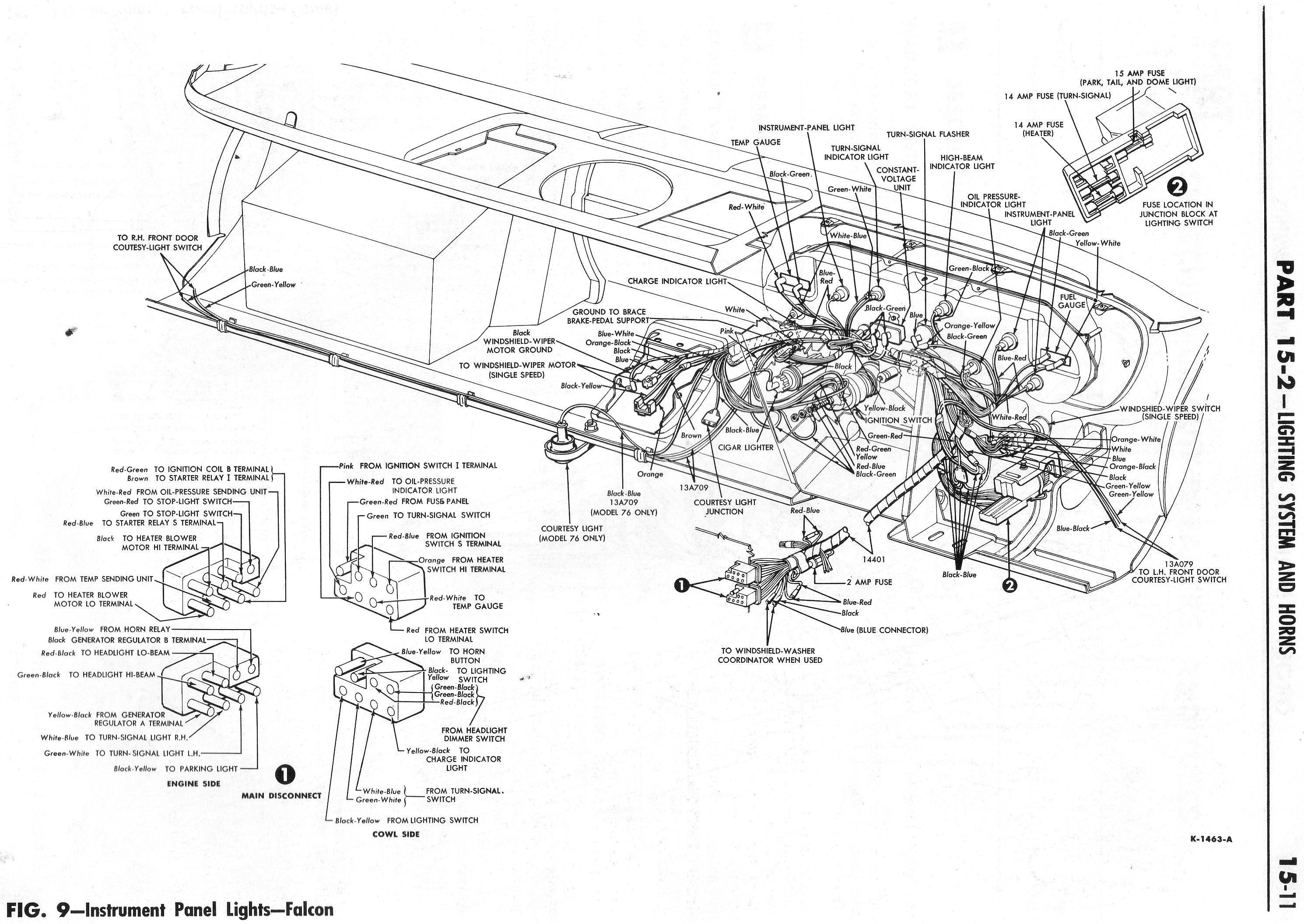 Enjoyable 1964 Ranchero Wiring Diagrams Wiring Cloud Animomajobocepmohammedshrineorg