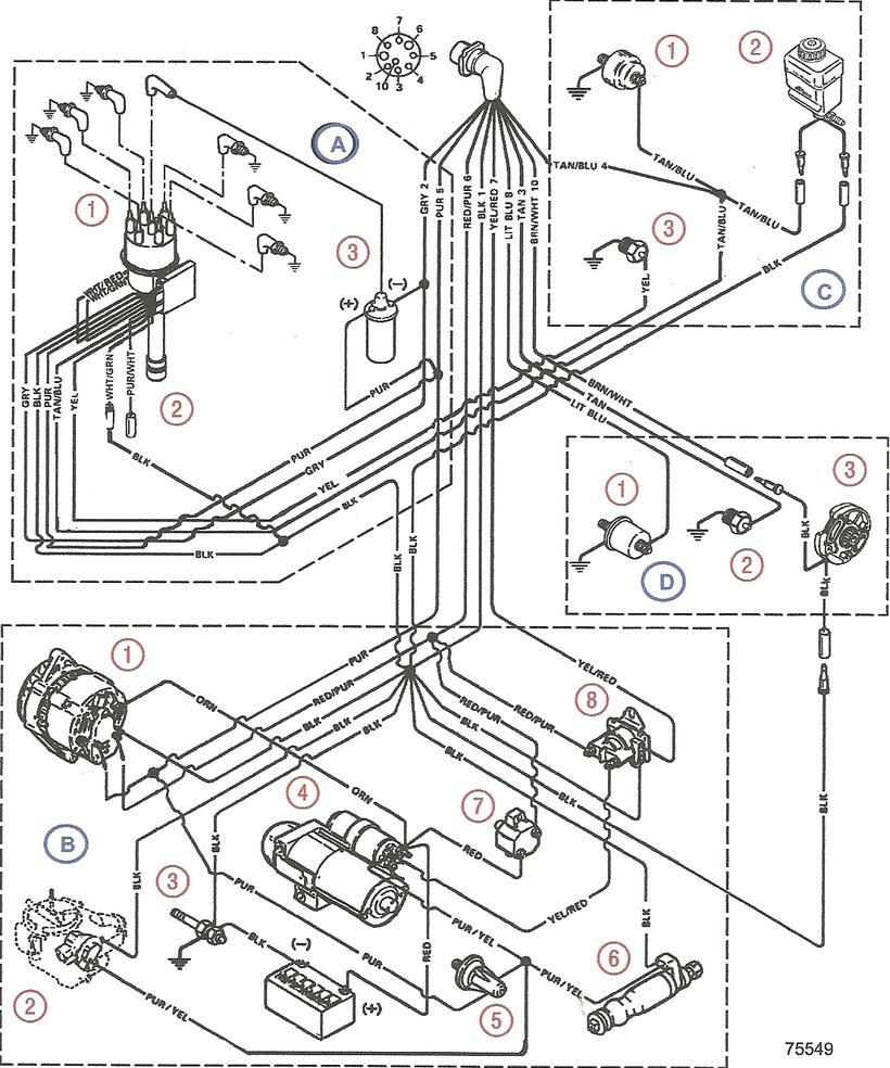 KC 40] Pics Photos Wiring Diagram Of Mercruiser Alpha One Wiring ...