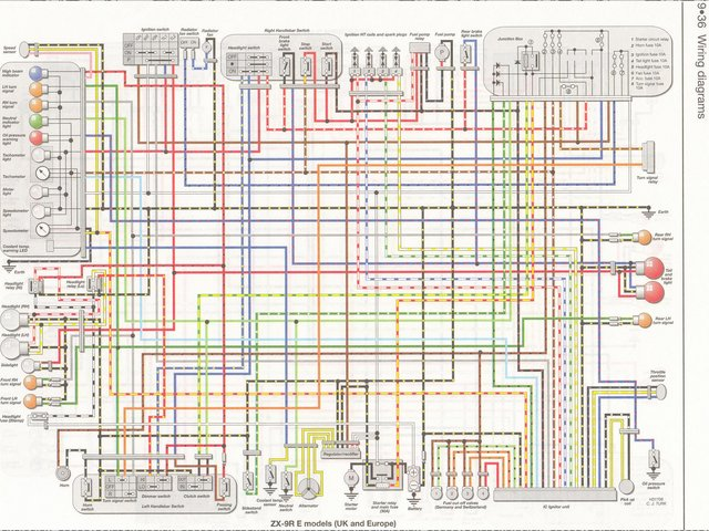 Am 4586  Concours Wiring Diagram Schematic Wiring