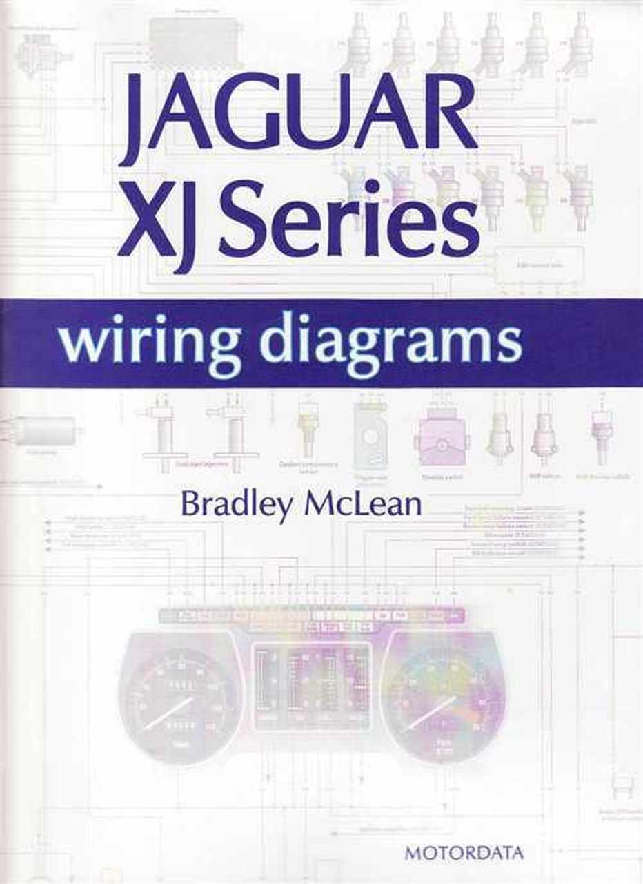 Sensational Jaguar Xj Series Wiring Diagrams Wiring Cloud Gufailluminateatxorg
