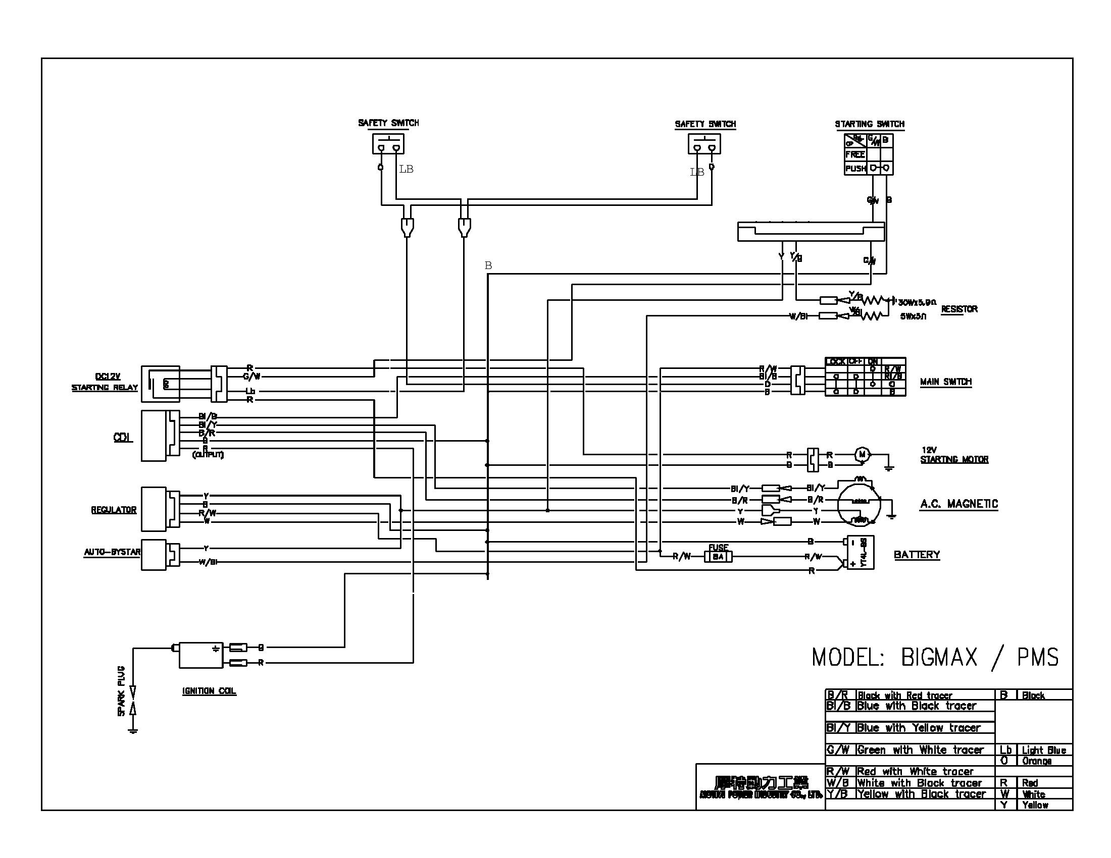 50cc moped wiring diagram headlights aa 6232  buddy scooter wiring diagram free diagram  aa 6232  buddy scooter wiring diagram