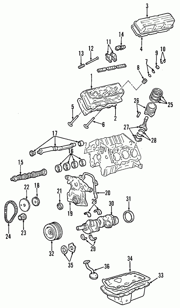 pontiac 3 8l engine diagram bd 2661  diagram for pontiac grand prix 3800 engine free diagram  pontiac grand prix 3800 engine free diagram