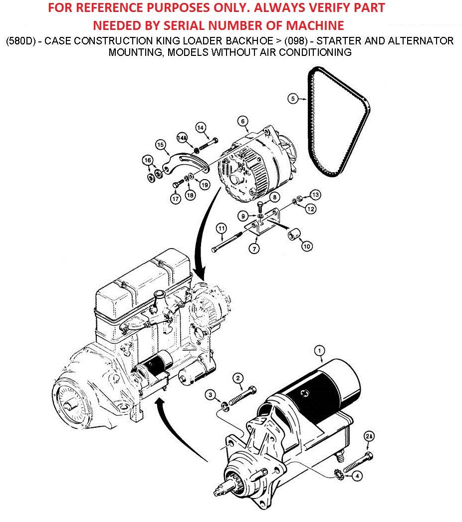 Yy 5667  Case 1845c Alternator Wiring Wiring Diagram