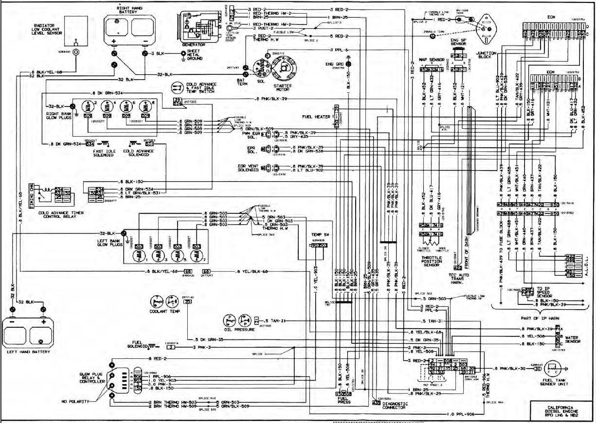 Nv 9567  Dodge Ram Engine Compartment Wiring Harness Download Diagram