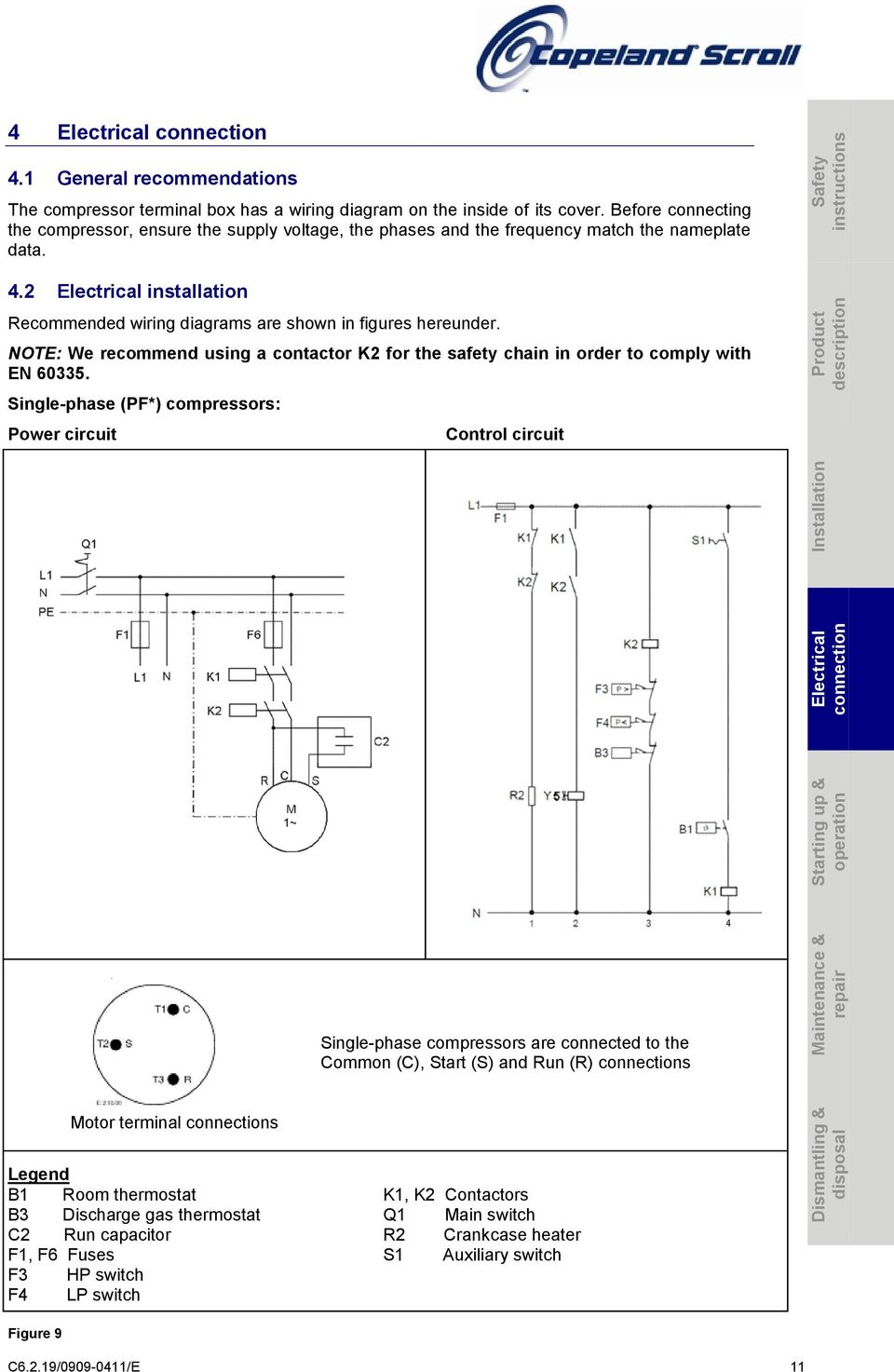Copeland Compressor Ac Wiring Diagram - For The Cat5 Cable Rj45 Jack Wiring  Diagram Free Download - heaterrelaay.tukune.jeanjaures37.frWiring Diagram Resource