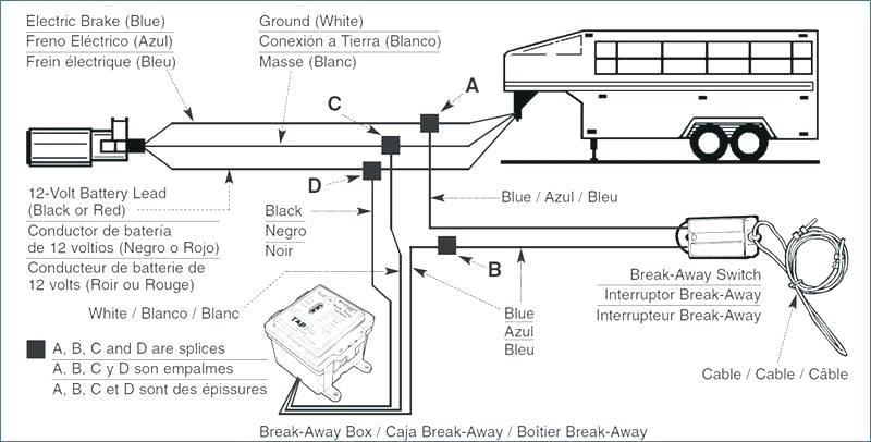 gs4609 electric trailer brakes breakaway wiring diagram