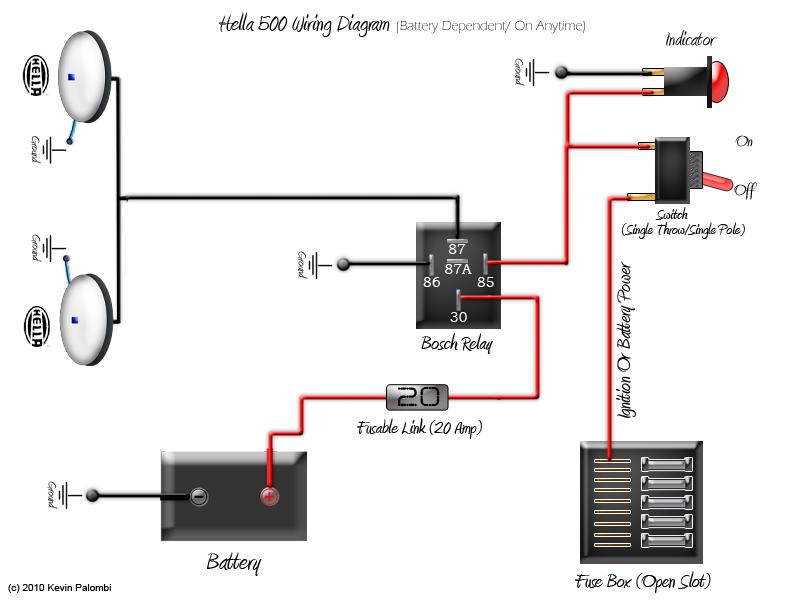 Nc 4970 Hella Light Wiring Diagram Halo Headlight Wiring