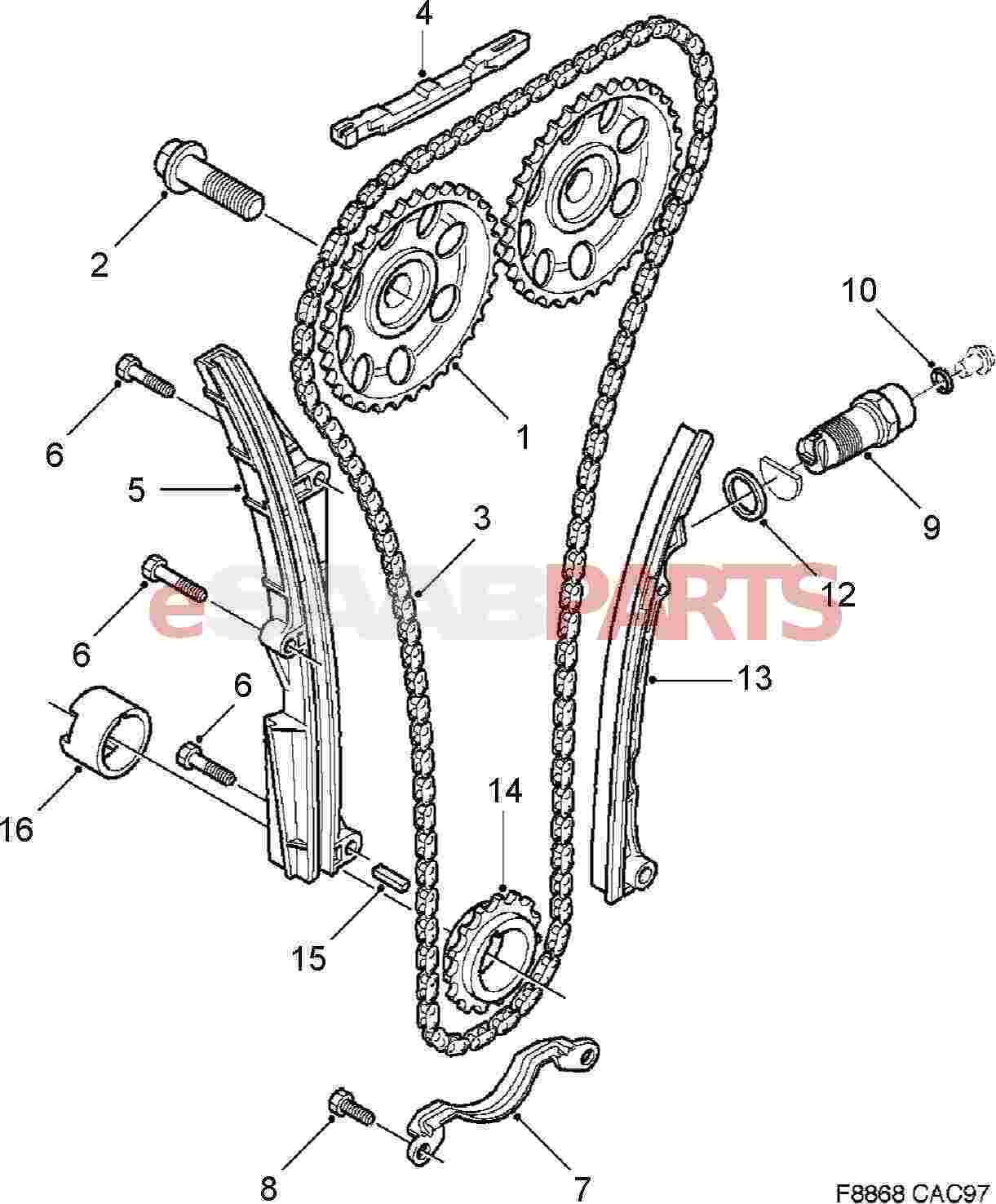 Am 1084  Engine Timing Chain Diagram Free Diagram