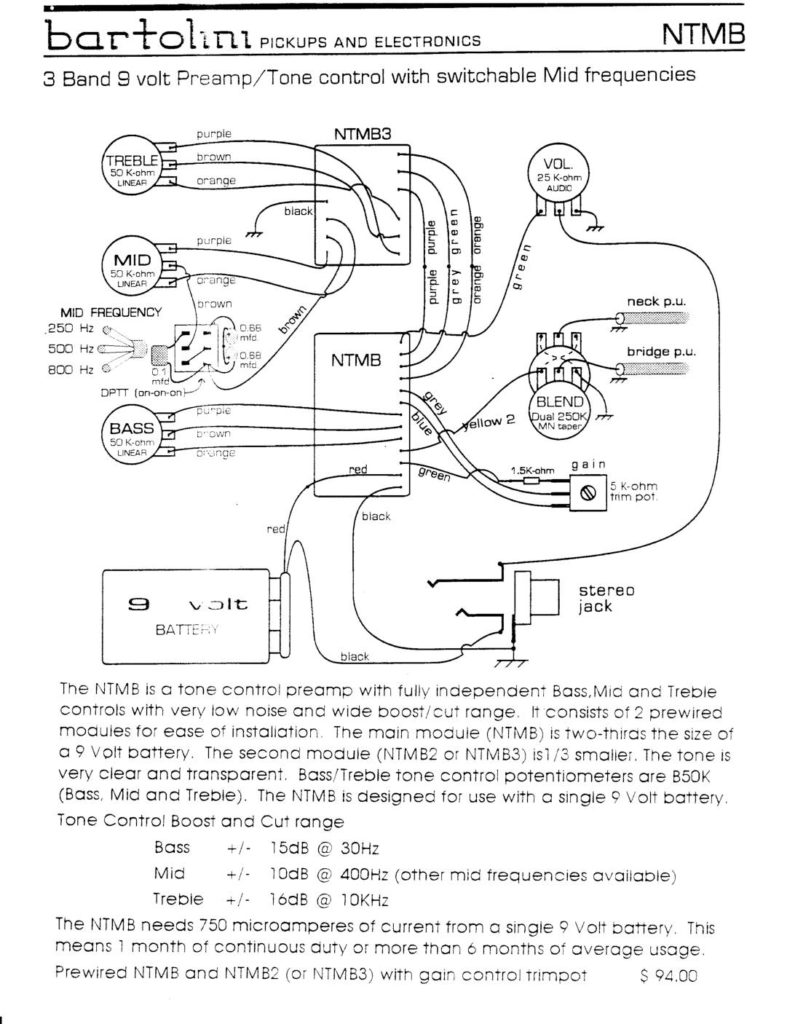 Magnificent Wiring Diagrams Bartolini Pickups Electronics Wiring Cloud Itislusmarecoveryedborg