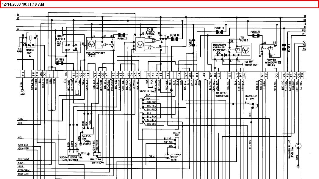 OW_0615] Porsche 928 Mirror Wiring Diagram Schematic WiringUnho Grebs Tool Mohammedshrine Librar Wiring 101