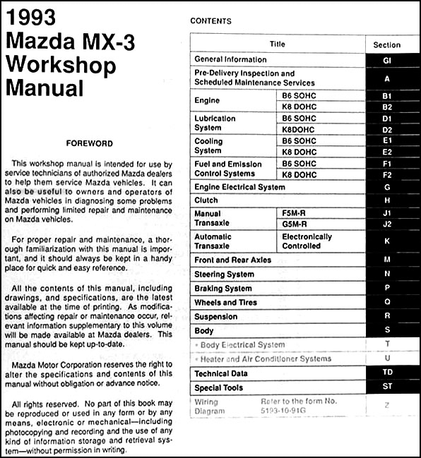 [ZSVE_7041]  MH_6466] Mazda Miata Radio Wiring Diagram Get Free Image About Wiring  Diagram | 1993 Mazda Miata Radio Wiring |  | Marki Viewor Mohammedshrine Librar Wiring 101