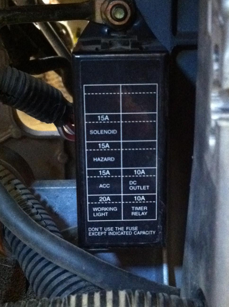 [DIAGRAM_38YU]  AM_3214] Kubota Work Light Wiring Diagram Schematic Wiring | Kubota Rtv 1100 Fuse Box |  | Ratag Xeira Mohammedshrine Librar Wiring 101
