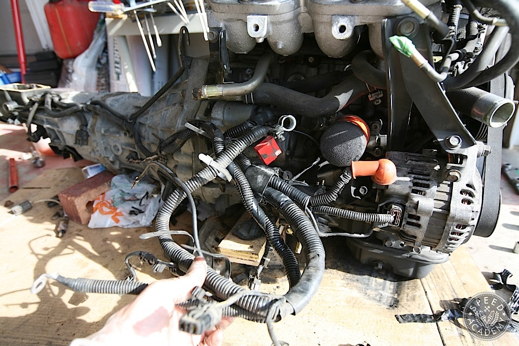 Awesome Nissan Sr20Det Swap Guide Part 3 Speed Academy Wiring Cloud Picalendutblikvittorg